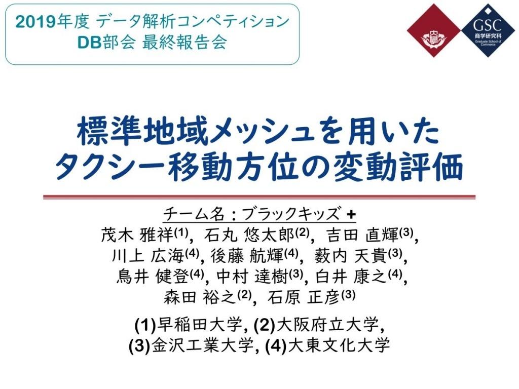 Manaba 大学 福井 工業